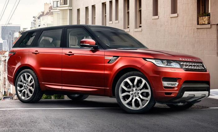 Gallería fotos de Range Rover Sport