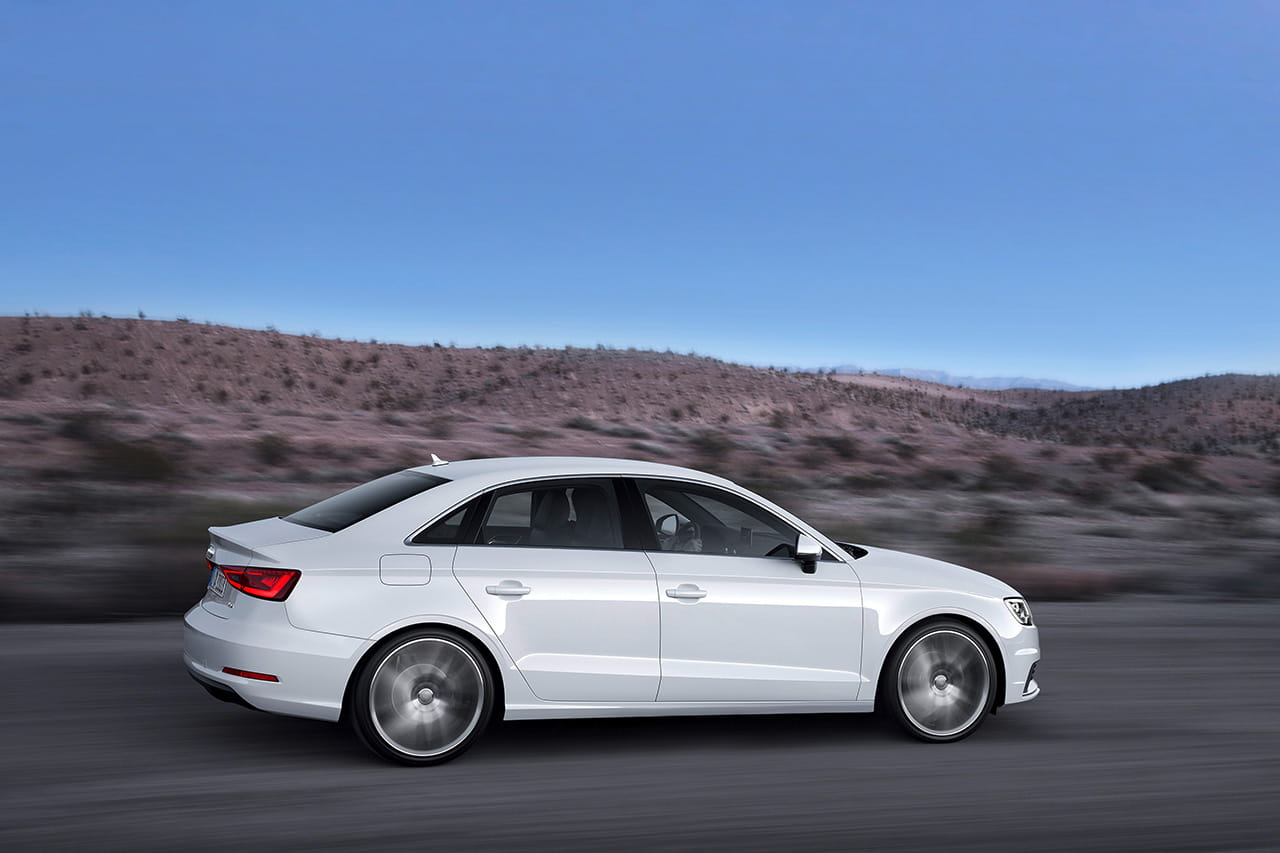 Audi A3 Y S3 Sedan La Berlina De Acceso De Audi Ya Es Una
