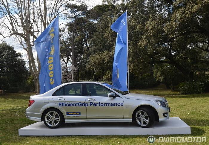 Goodyear EfficientGrip Performance y Compact presentación y prueba en Francia