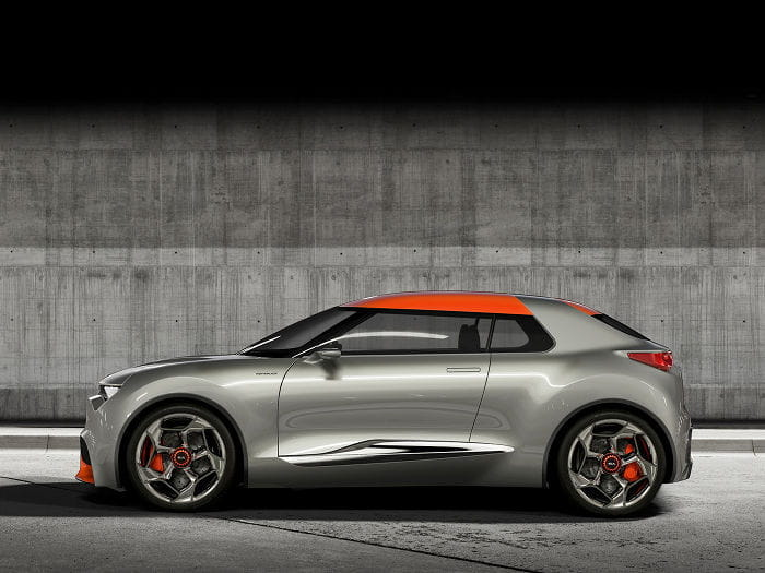 Kia Provo Concept: la apuesta conceptual de Kia para Ginebra