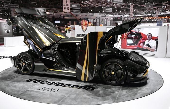 Koenigsegg Agera S Hundra: cuando no todos los superdeporitvos tienen que ser híbridos