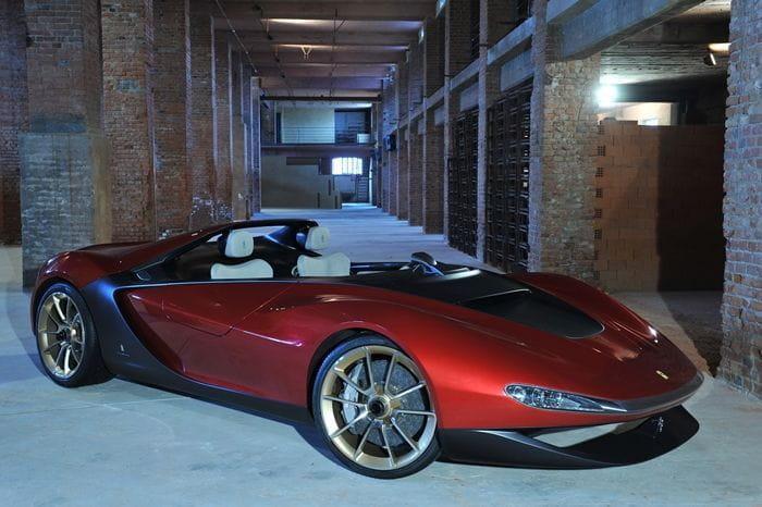 El Pininfarina Sergio Concept podría llegar a las calles en una limitadísima producción