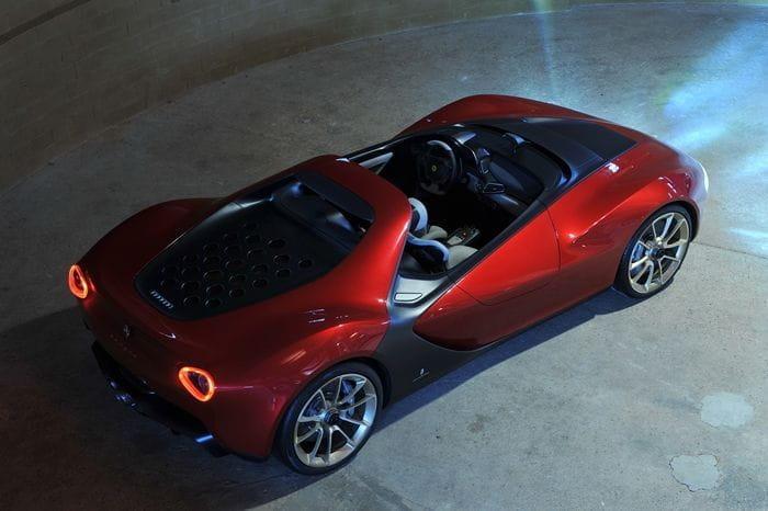Pininfarina Sergio Concept: arte y deportividad se unen para rendir de homenaje