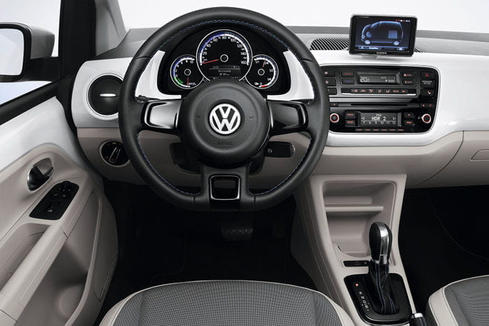 Volkswagen e-Up!: el Up! se vuelve eléctrico