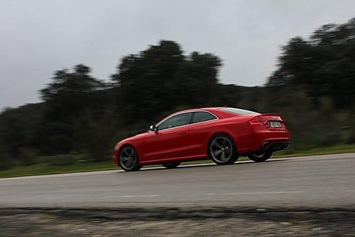 Prueba Audi RS5