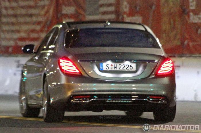 Mercedes Clase S: al descubierto la nueva generación