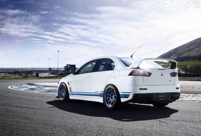 Mitsubishi Evo X 311RS Limited Edition, ¿el Evo definitivo?