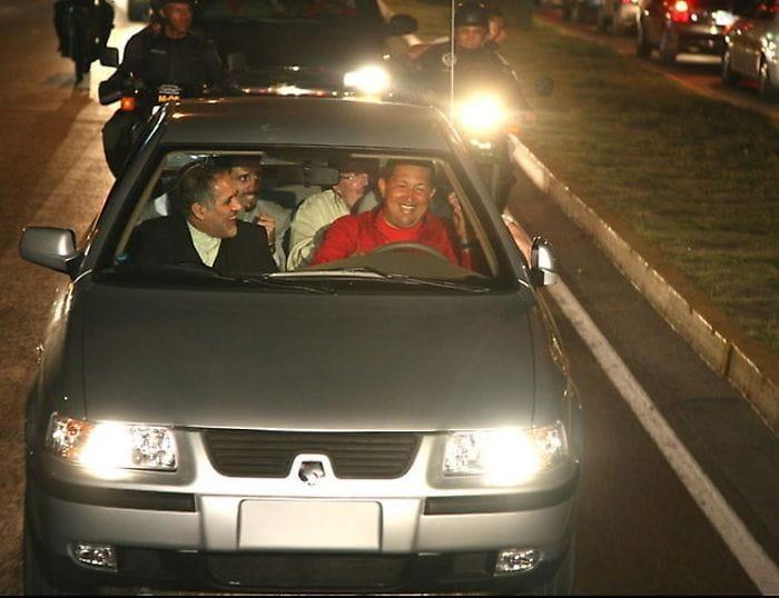 Venirauto, el legado automovilístico de Chávez es de origen iraní
