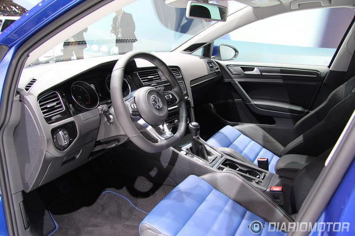 Volkswagen Golf Variant R-Line Concept: 4Motion y un acabado deportivo para el familiar