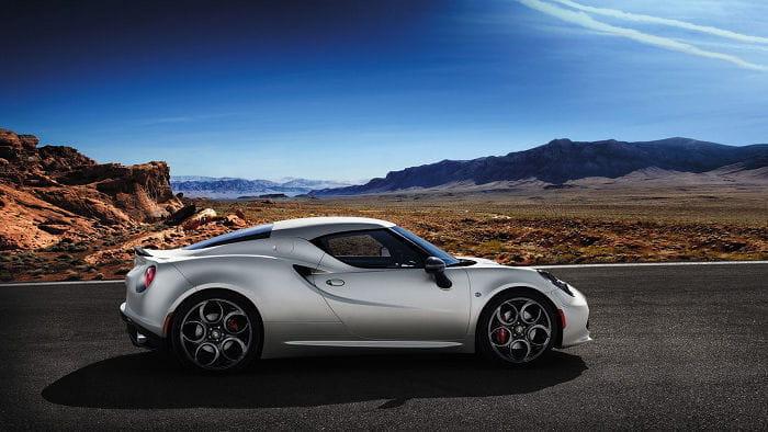 Alfa Romeo 4C: un repaso a los rivales del nuevo deportivo italiano