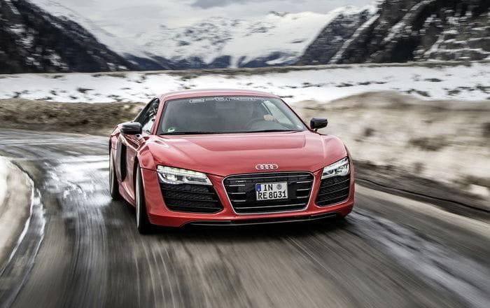 "Audi da el no definitivo al ""superdeportivo"" eléctrico Audi R8 e-tron"