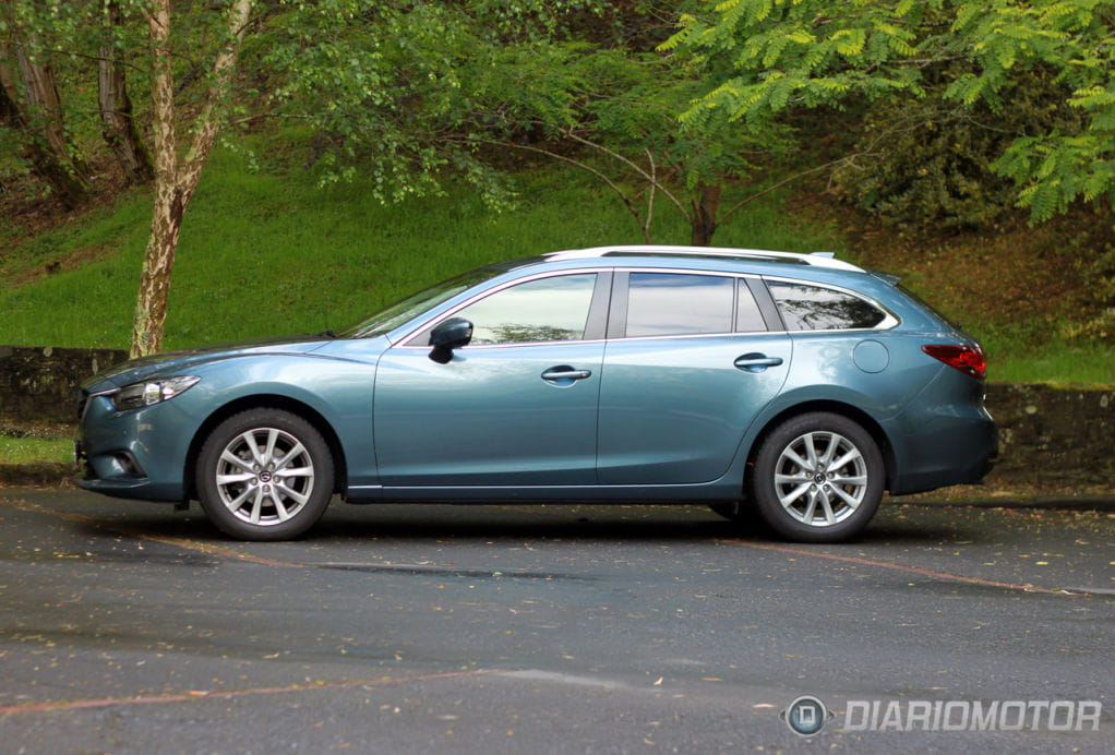2014 Mazda 6 Station Wagon to Pin on Pinterest