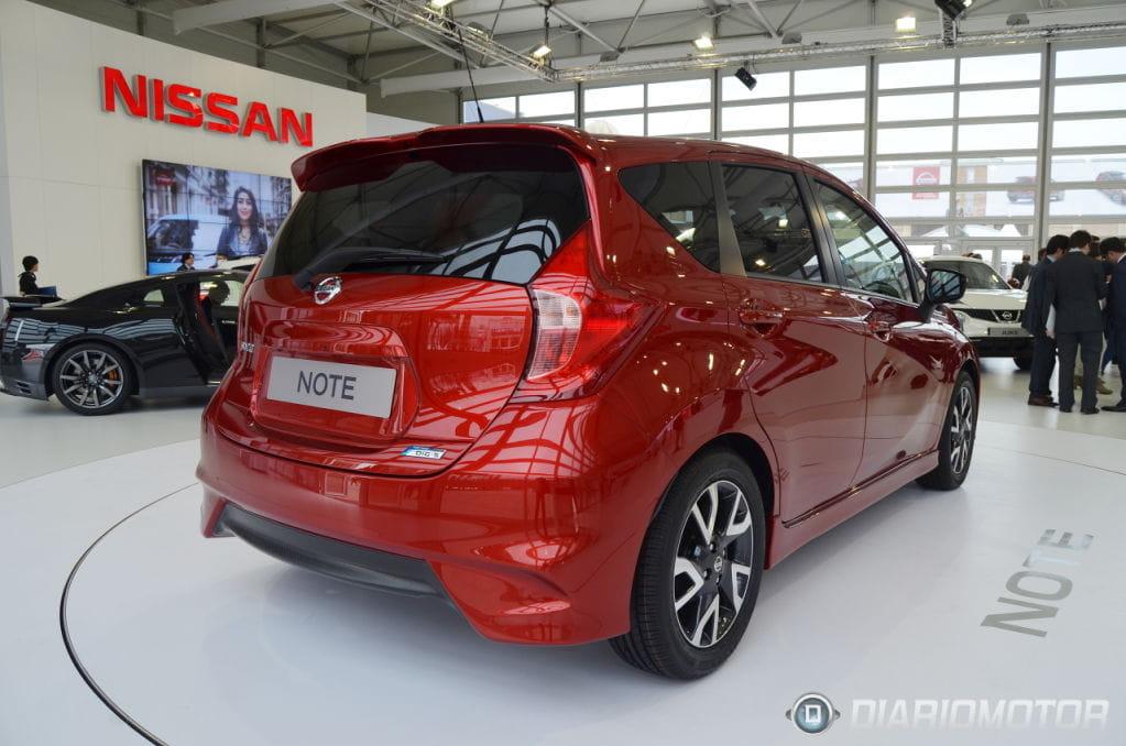 Precio Y Ofertas Nissan Note Nuevo 2014.html | Autos Weblog