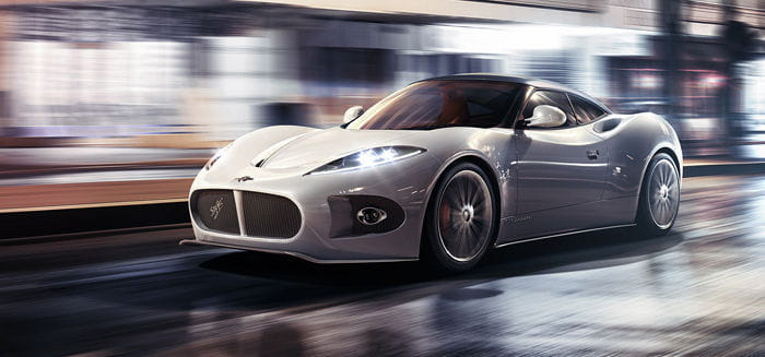El Spyker B6 Venator también tendrá versión roadster