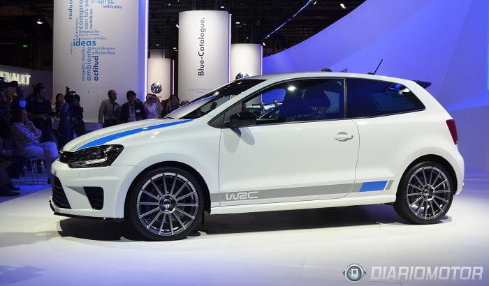 Volkswagen Polo R WRC: el polo más deportivo en directo desde Barcelona