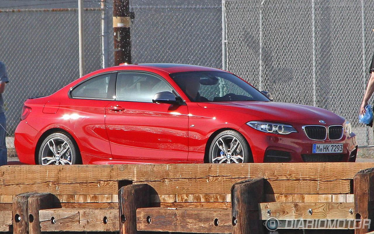 BMW M 235i: al descubierto el nuevo coupé de BMW