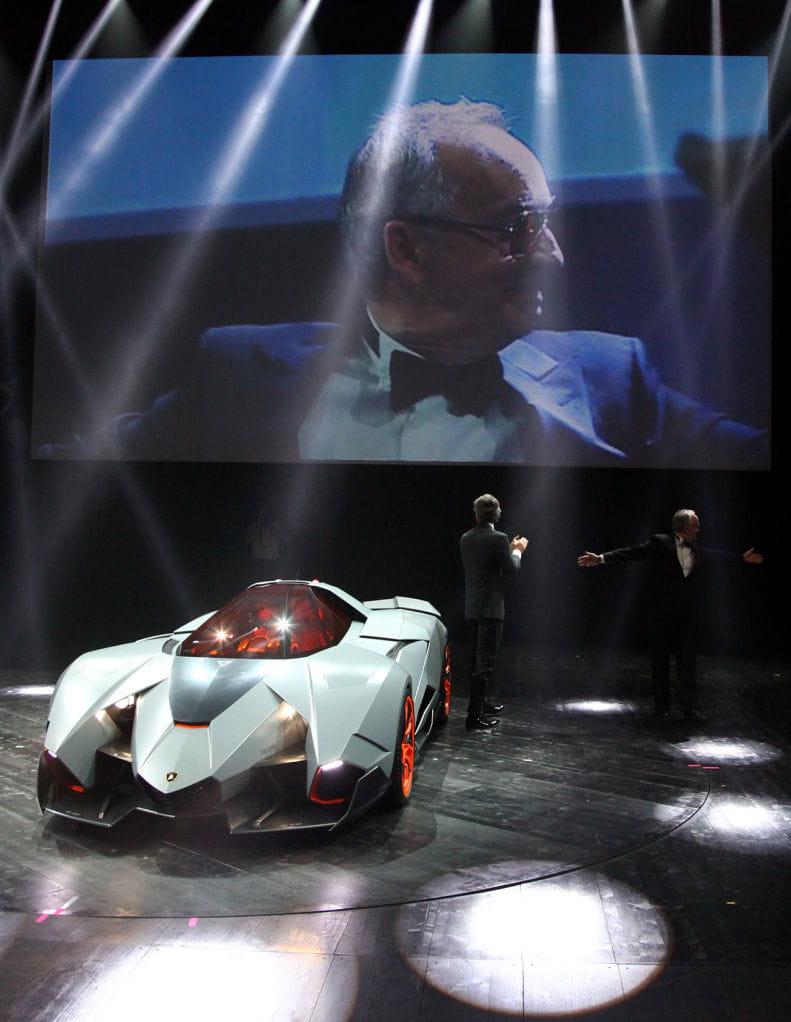Lamborghini / Egoista (2013) ком…