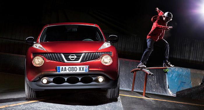 La gama Nissan Juke se completará con un Nismo RS de 220 CV y un 1.5 dCi de 110 CV más eficiente y ahorrador
