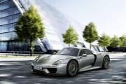 Gallería fotos de Porsche 918 Spyder