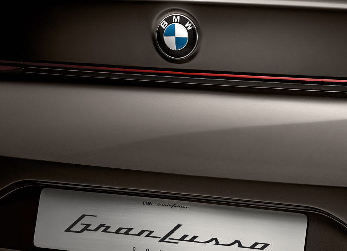 BMW Gran Lusso Coupé: los alemanes preparan un coupé V12 de la mano de Pininfarina