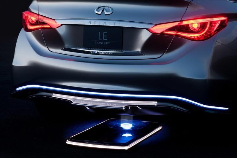 Infiniti tendrá su propio eléctrico ¿llegará basado en el Nissan Leaf?