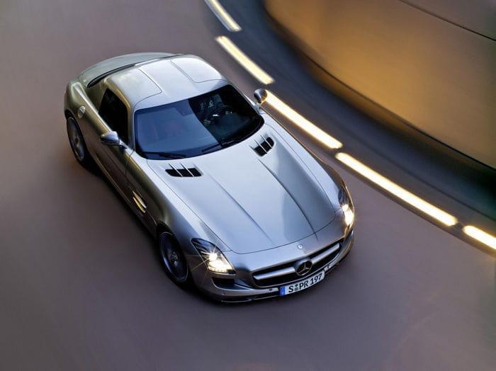 Mercedes SLC: la respuesta de Mercedes al 911 llegará en 2016... con 585 caballos