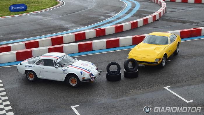 Michelin Pilot Sport Classic Series Devolviendo Los Cl 225 Sicos A Los Circuitos Diariomotor