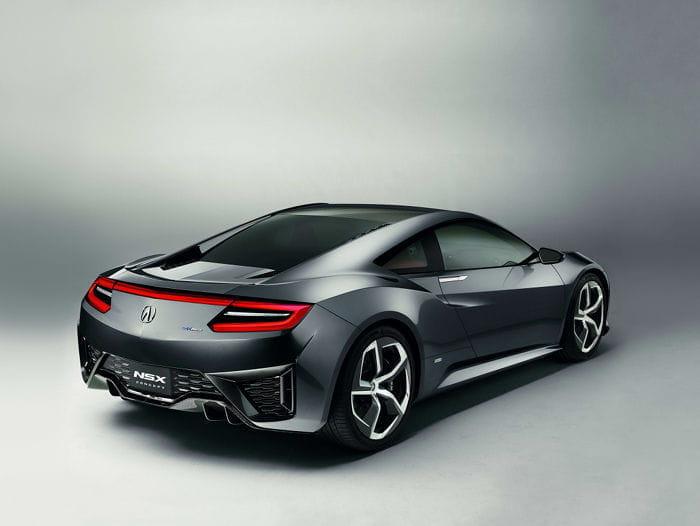 ¿Y si McLaren emplea motores Honda para ciertos deportivos de calle?