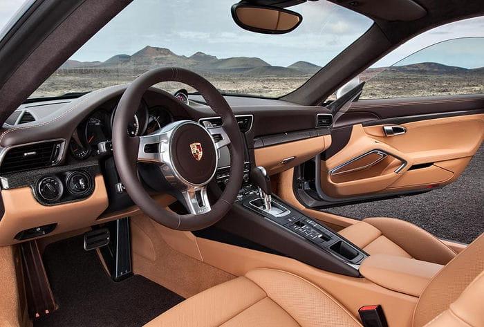 Porsche 911 Turbo y Turbo S: la sobrealimentación llega al 911