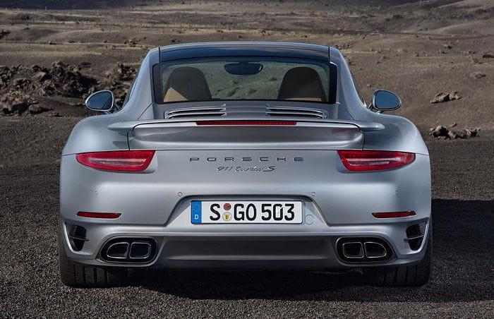 Porsche 911 GT2: ¿llegará con 560 caballos?