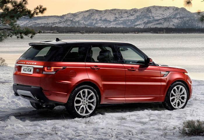 Range Rover Sport Hybrid: una alternativa híbrida en el futuro del nuevo Range Rover