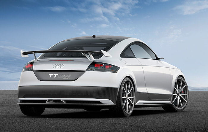 Nuevos detalles del próximo Audi TT