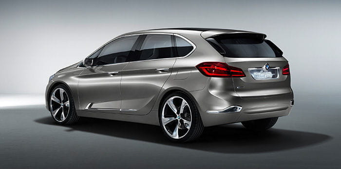 ¿Un monovolumen de 7 plazas en BMW? podría ser una realidad en no demasiado tiempo