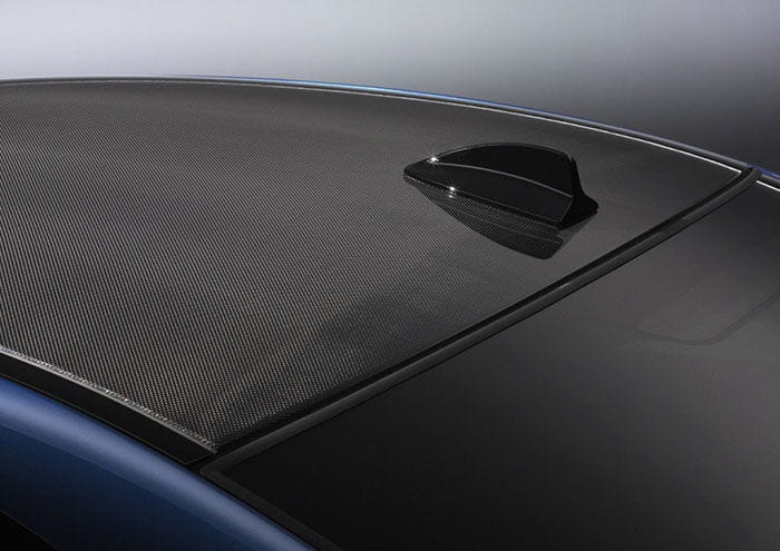 Techo fibra de carbono BMW M3