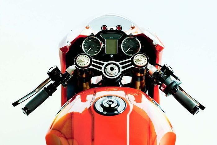 BMW Concept Ninety, celebrando a lo grande el 90 aniversario de BMW Motorrad