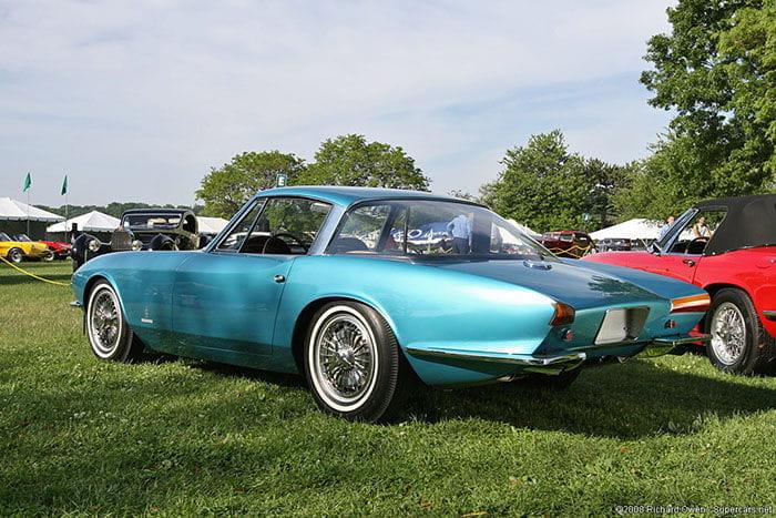 1963 Corvette Rondine Pininfarina