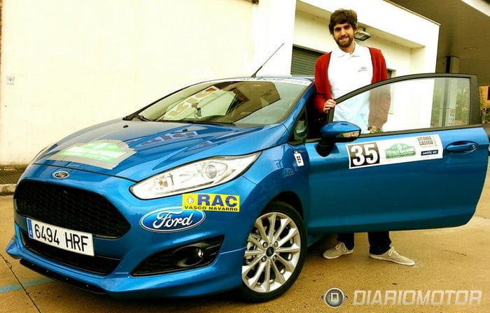 V Eco Rallye Vasco Navarro
