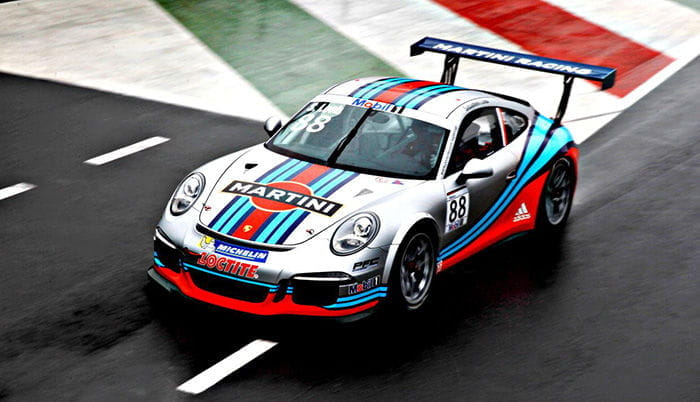 Porsche 911 GT3 Cup Martini Racing 2013