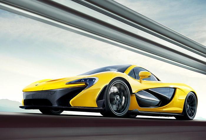McLaren habla sobre el tiempo en Nürburgring del P1