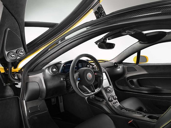 McLaren P1: ya se han vendido 250 de las 375 unidades