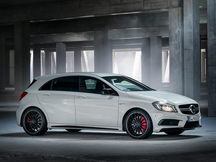 Mercedes A 45 AMG: en España desde 54.750 euros