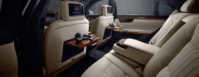 Mercedes Clase S 2013