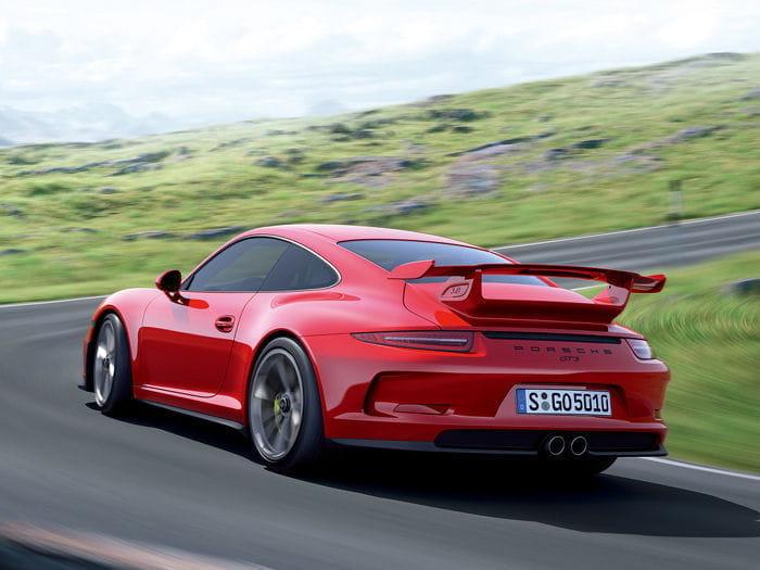 ¿Y si hubiese un Porsche 911 híbrido?