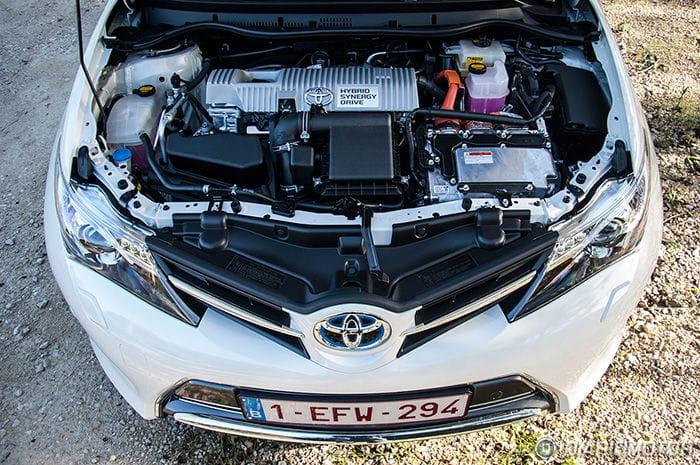 Toyota Auris Hybrid: se supera a sí mismo con un consumo de 3,6 litros/100 km
