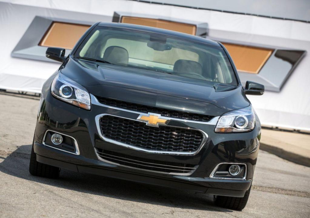 фото Chevrolet Malibu 2014.  Все…