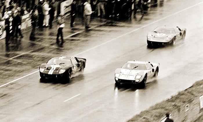 Historias de las 24 Horas de Le Mans: los Ford GT40 de 1966