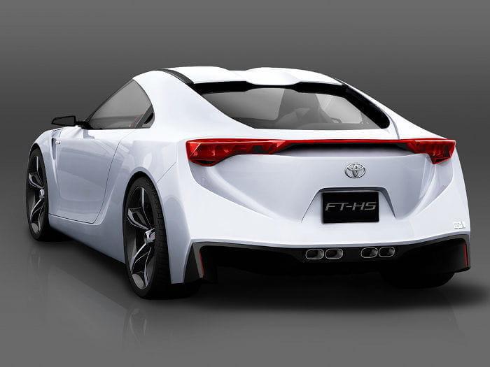 El remplazo del Toyota Supra está hoy más cerca de la realidad