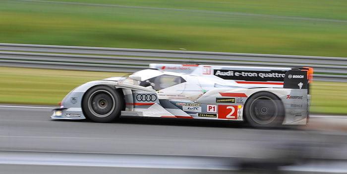 Le Mans 2013 y los neumáticos