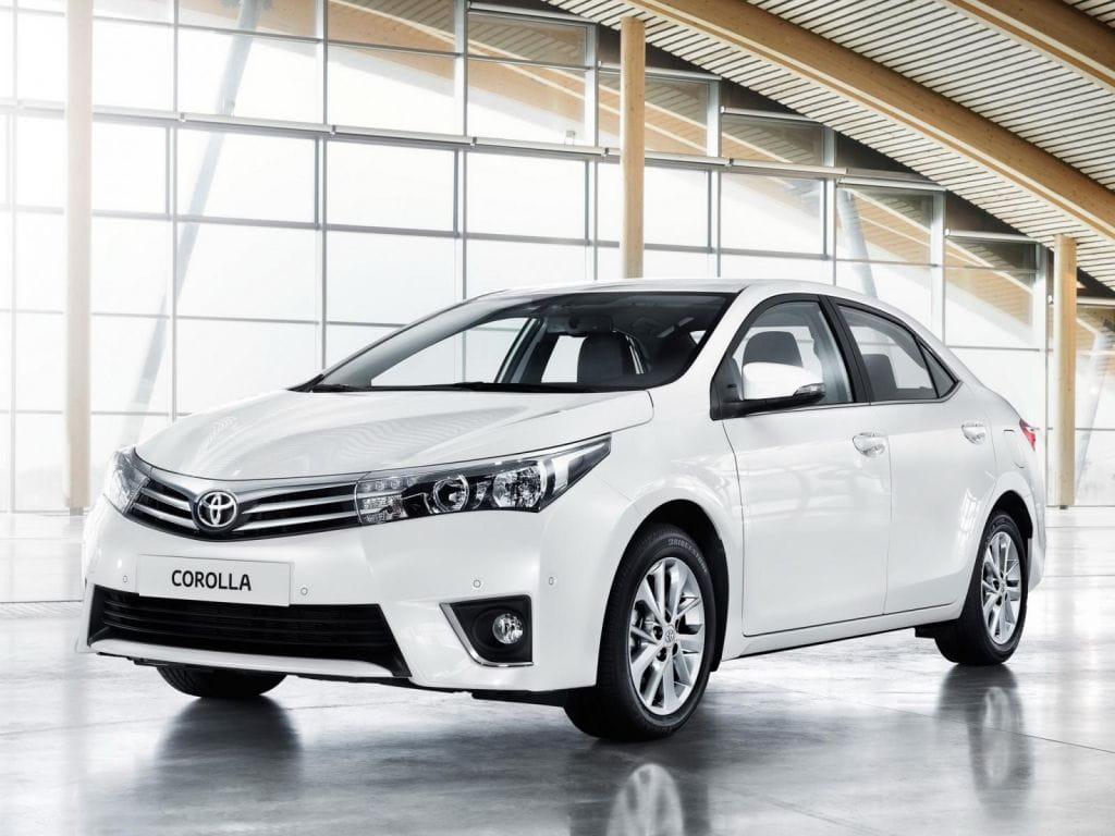 Toyota Corolla 2014, se descubre la nueva generación del sedán