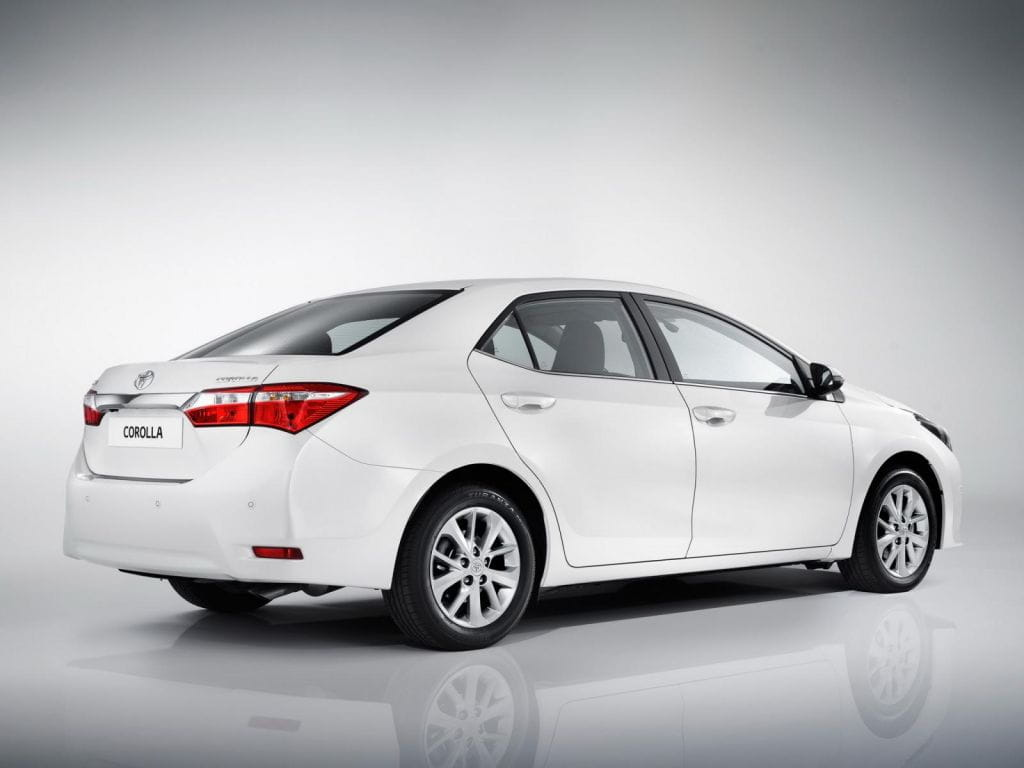 Galería Toyota Corolla 2014, se descubre la nueva generación del